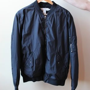 L.O.G.G. H&M Classic Fit Bomber Jacket